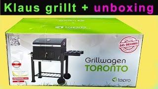 Tepro Toronto Holzkohlegrill Bauanleitung : Tepro toronto holzkohlegrill im test bbqpit grillrezepte