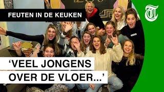 Wauw: 37 vrouwen in één studentenhuis - FEUTEN IN DE KEUKEN #02