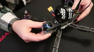 Caddx Tarsier 4k Camera Mic Fix/Sound Mod #Caddx #drone #FPV
