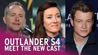 Outlander: Season 4 | New Cast Revealed!