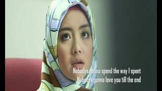 Meh Sandar Pada Aku OST-Nobody Will Love You Like I Do[LIRK+MV]