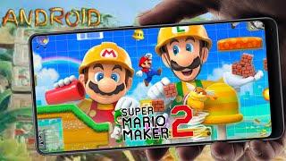 super mario maker 2 android download link - TH-Clip