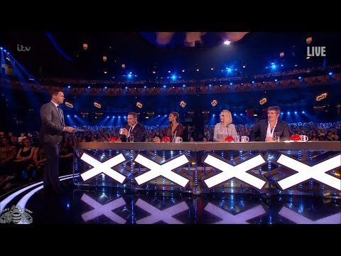 Britain's Got Talent 2018 Live Semi-Finals Results Night 3 Chat With The Judges Full S12E13 (видео)
