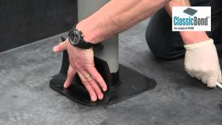 How to install EPDM pipe wrap (video)