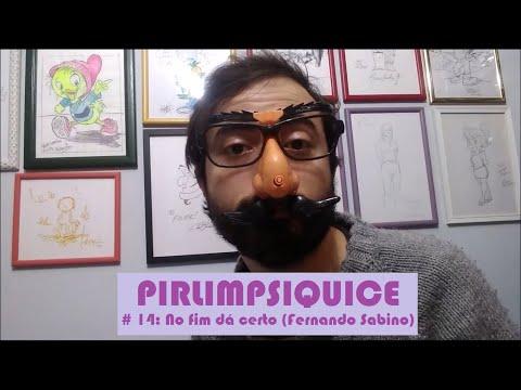 Pirlimpsiquice #14 - No fim dá certo (Fernando Sabino): introdução à crônica literária brasileira