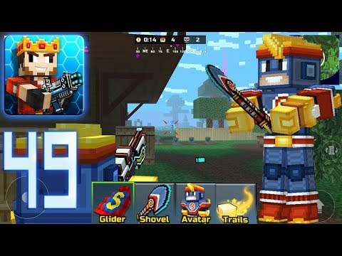 Pixel Gun 3D - Captain Pixelgun - Battle Royale Gameplay Part 49