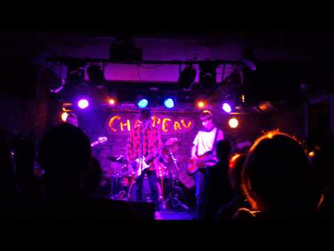 Hectic Cactus - Hectic Cactus - Sweeper (live at Chapeau Rouge)