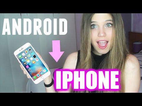 CONVIERTE TU ANDROID EN IPHONE | Laia Oli