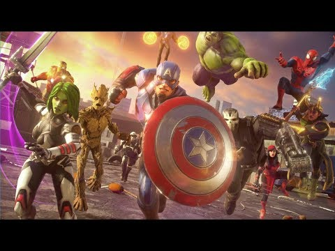 Marvel Strike Force] 3 3 out! Multi-select filters in roster