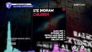 Ste Ingham - Children (Radio Edit) (Official Music Video Teaser) (HD) (HQ)
