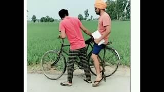 CYCLE KI SAWARI COMEDY