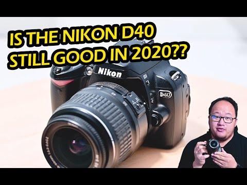 Is the Nikon D40 still good in 2020??