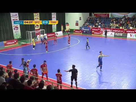 Giải futsal VĐQG 2019: Sahako FC vs Tân Hiệp Hưng (1-0)