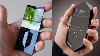 10 MOST UNUSUAL SMARTPHONES