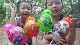 Trò Chơi Chứng Bí Mật ❤ KN Cheno kn chânnel ❤ Đồ Chơi Trẻ Em toys for kids