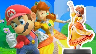 Powerful Daisy Amiibo - Super Smash Bros. Ultimate