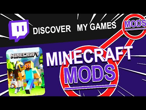 How to install Minecraft MOD PACKS on the TWITCH launcher (2019)