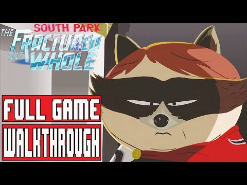 SOUTH PARK THE FRACTURED BUT WHOLE Gameplay Walkthrough Part 1 Full Game – No Commentary