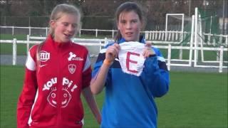 Vidéo de Soutien Equipe de France U20 / Centre de Perfectionnement Féminin