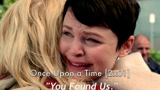 Once Upon A Time  Broken Emma Meets Her Parents