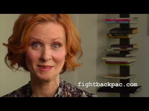 Fight Back - A Message from Cynthia Nixon