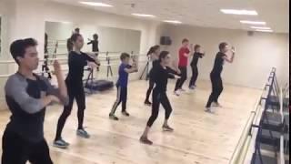 Evgenia Medvedeva & Tutberidzeteam - dance (2017)
