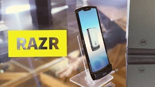 Motorola Razr 2019: The PERFECT Foldable?