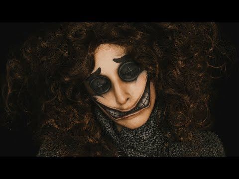 Wybie's Forced Smile - Coraline Inspired Makeup Tutorial