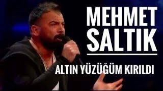 Mehmet Saltık - Altın Yüzüğüm Kırıldı | O Ses Türkiye