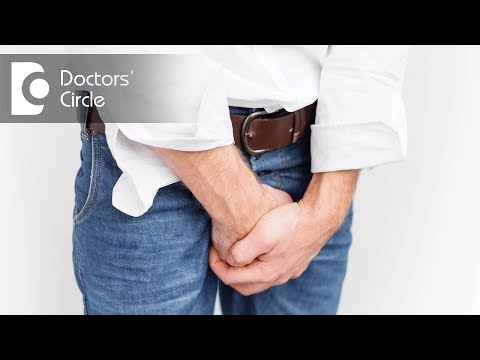 Itching how to treat prostate