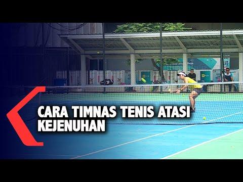 timnas tenis atasi kejenuhan