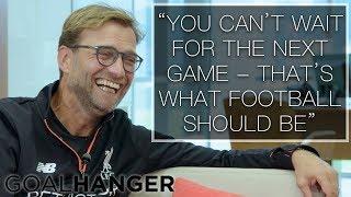 Jurgen Klopp EXTENDED INTERVIEW   The Premier League Show