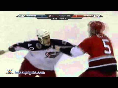 Bryan Allen vs. Jared Boll