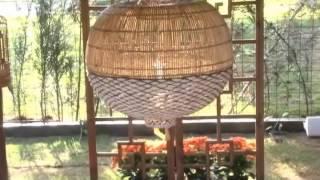 preview picture of video 'Casa Cor Brasília apresenta opções ecológicas para decoração'