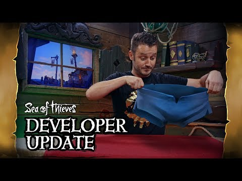 Official Sea of Thieves Developer Update: October 9th 2019