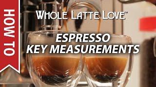 How To: Basics of Espresso