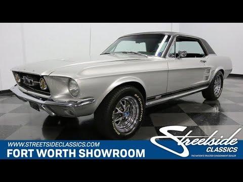 Video of '67 Mustang - OKWI