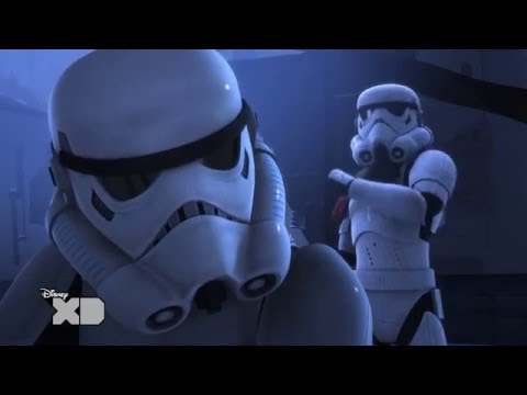 Many Faces of Star Wars Rebels Interactive Video | Official Disney XD Africa
