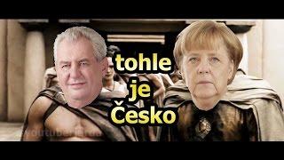 Tohle je Česko - parodie filmu: 300 bitva u Thermopyl