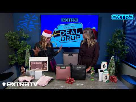 'Extra's' Deal Drop $25-or-Less Pop-Up Shop: Sleep Sets, Crossbody Bags, and Smartwatches