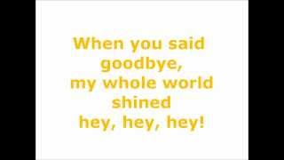 Michael Buble - It's a Beautiful Day (lyrics on screen)