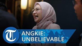 Angkie Tak Menyangka Dirinya Ditunjuk Jokowi jadi Juru Bicara di Bidang Sosial