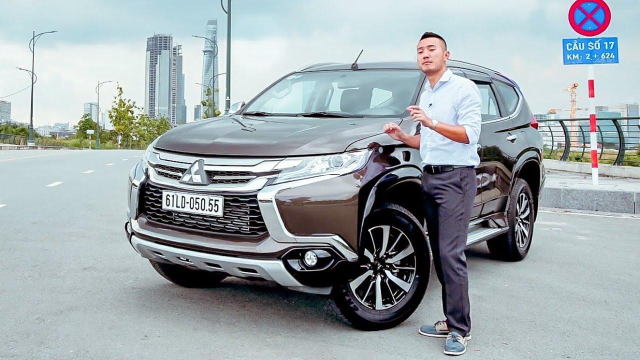 Đánh giá chi tiết xe Mitsubishi Pajero Sport máy dầu giá hơn 1 tỷ. Hotline: 0948.960.069