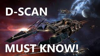 Eve Online - D-scan!!!