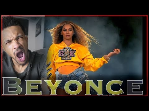 Beyoncé Epic Coachella Opening - Crazy in Love REACTION 😭