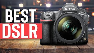 Best DSLR Cameras in 2021 | Best DSLRs For Photography and Video