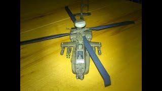 Revell AH-64D Longbow Apache Model Kit 1/48