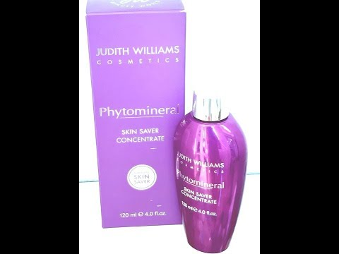 Phytomineral - Skin Saver Concentrate - JUDITH WILLIAMS