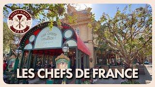 Les Chefs de France | Walt Disney World | Disney Dining Show | 11/08/19
