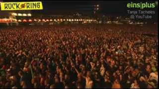 VOLBEAT   Rock Am Ring 2013   Cape Of Our Hero